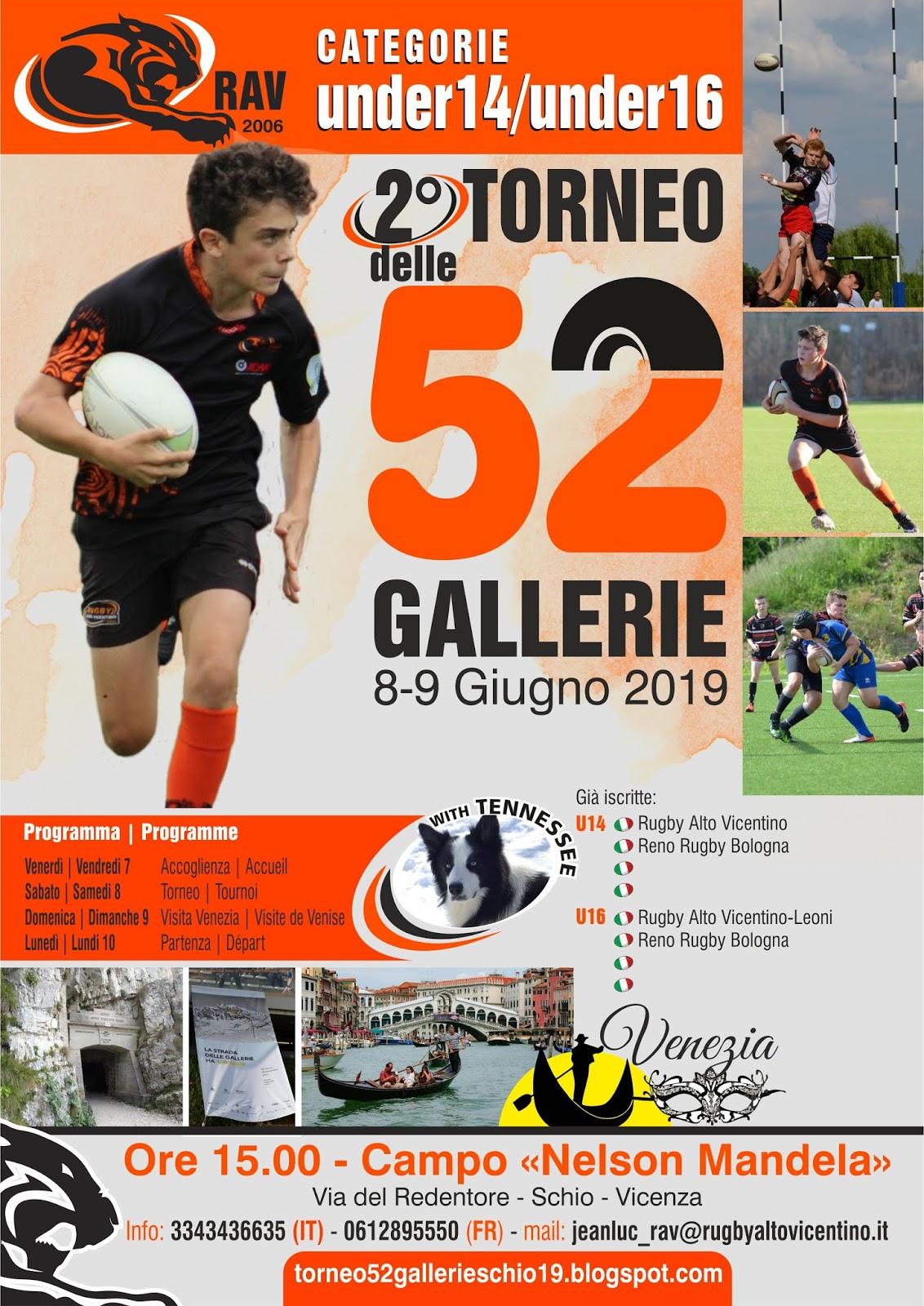 Torneo 52 Gallerie U16