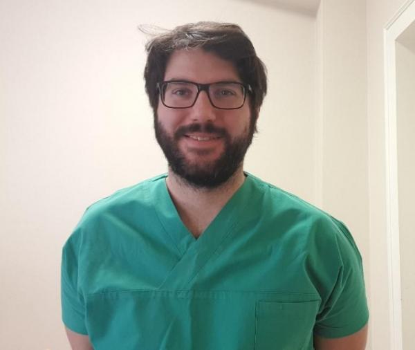 Marco Corradin e' il nostro nuovo Medico societario