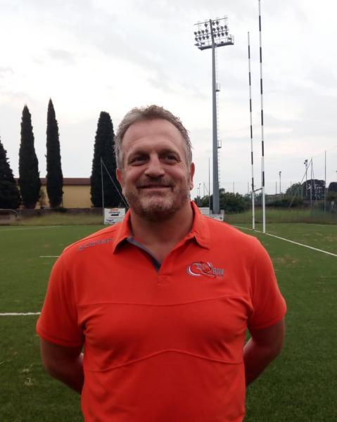 Stefano Bordon nuovo DT ed Head Coach Senior RAV