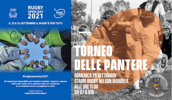 Open Day Nazionale Rugby